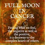 Full Moon Cancer January 12 2017